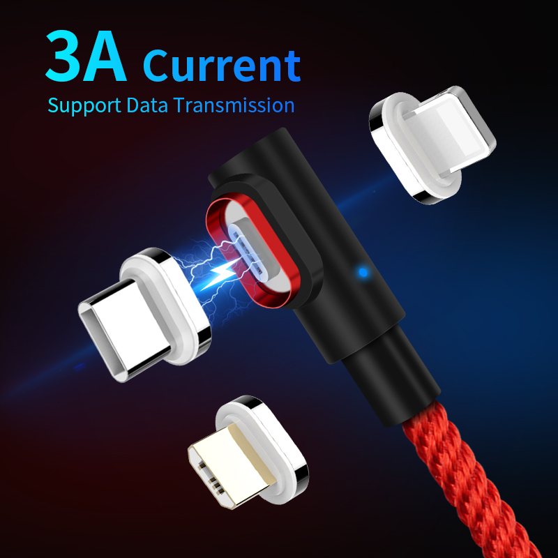 L-LINE Magnetic mobile phone cables (3)