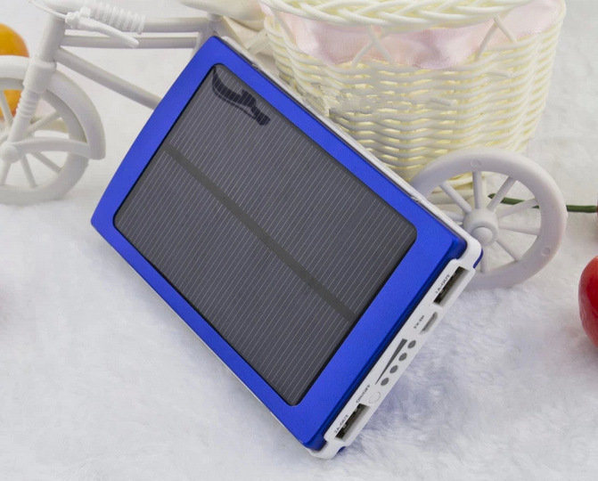 Secur 10000mah Solar Power Bank