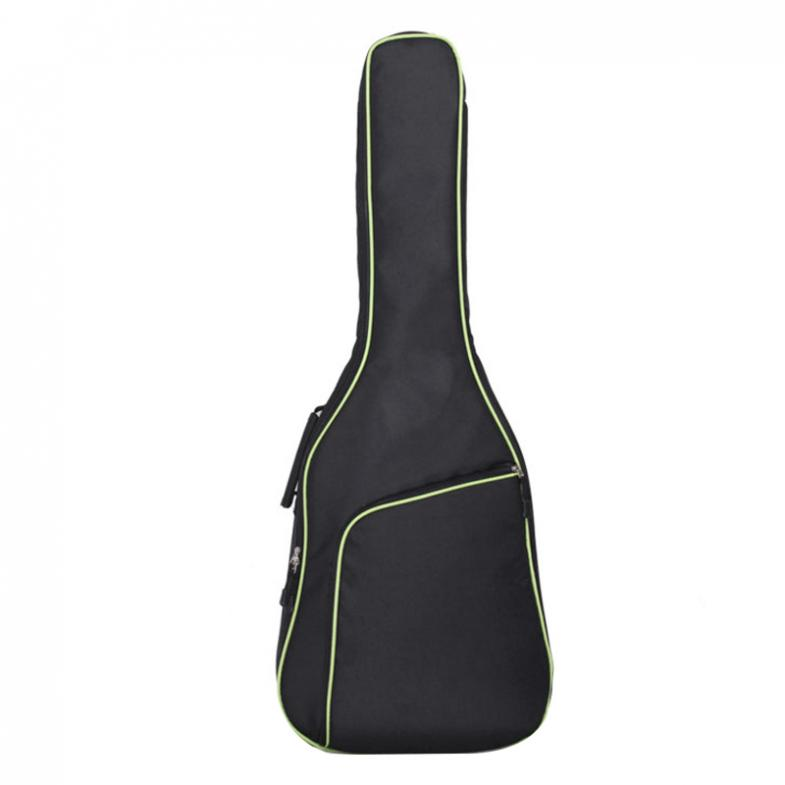 Image 3 - 38/39 Inch Oxford Fabric Guitar Case Colorful Edge Gig Bag Double Straps Padded 10mm Cotton Soft Waterproof Backpacks-in Guitar Parts & Accessories from Sports & Entertainment