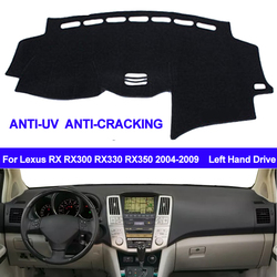 TAIJS Car Dashboard Cover Dash Mat For Lexus RX RX300 RX330 RX350 2004-2006 2007 2008 2009 Non-slip Sun Shade Pad Carpet Anti-UV