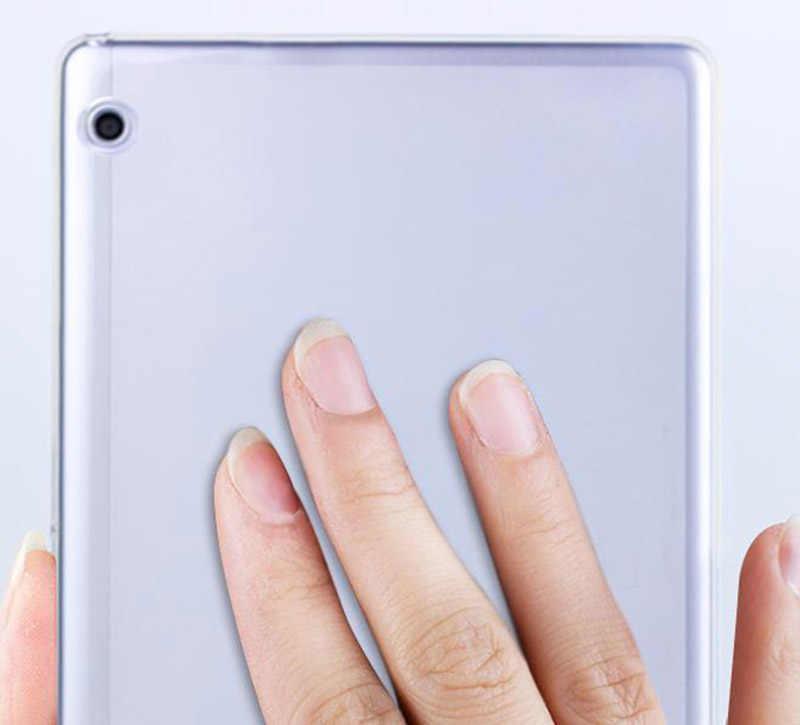 Funda para HuaWei M3 LITE de 10 pulgadas y tableta Ctystal a prueba de golpes