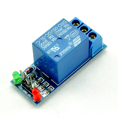 цена на 1-Channel Relay 1 road relay module 5v low level trigger relay expansion board have a single way 1 Channel Relay free shipping