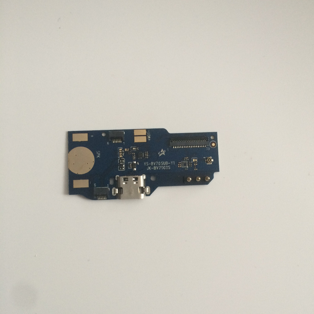 Image 2 - Blackview BV7000 Original New High Quality USB Plug Charge Board Replacement Accessories For Blackview BV7000 Smartphone-in Mobile Phone Flex Cables from Cellphones & Telecommunications