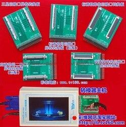 TV160-6 generazione LVDS a-VGA converter (versione con display)