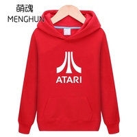 ATARI fans hoodies game fans gift costume boyfriend hoodie Winter Autmn hoodie ATARI hoodie ac1391