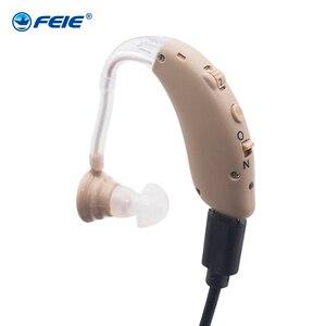 Image 3 - USB Hörgerät mit Ladegerät S 25 Medizinische Ohr Gerät Volumen Control Einstellbare Ton Taub Ausrüstung Kostenloser Versand