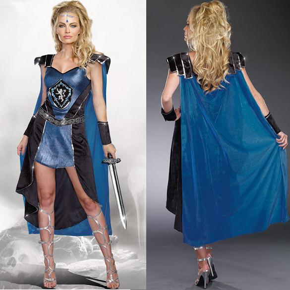 MOONIGHT The New Greek Gods Costume Of Ancient Greek God Of War Female Soldiers Play The Role Of The Game Costume