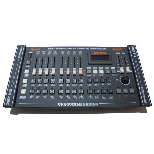 Free Shipping Hot Sale New 504 Channels Dmx Console Dmx Controller With Joystick Dj Lighting Console Traveling