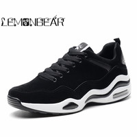 2018 Autumn Winter soft Keep Warm Men casual shoes Sneakers Outdoor Sport Male Lace up platform Shoes zapatillas hombre deporti