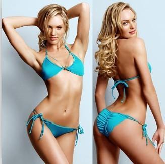 in Famous bikinis women