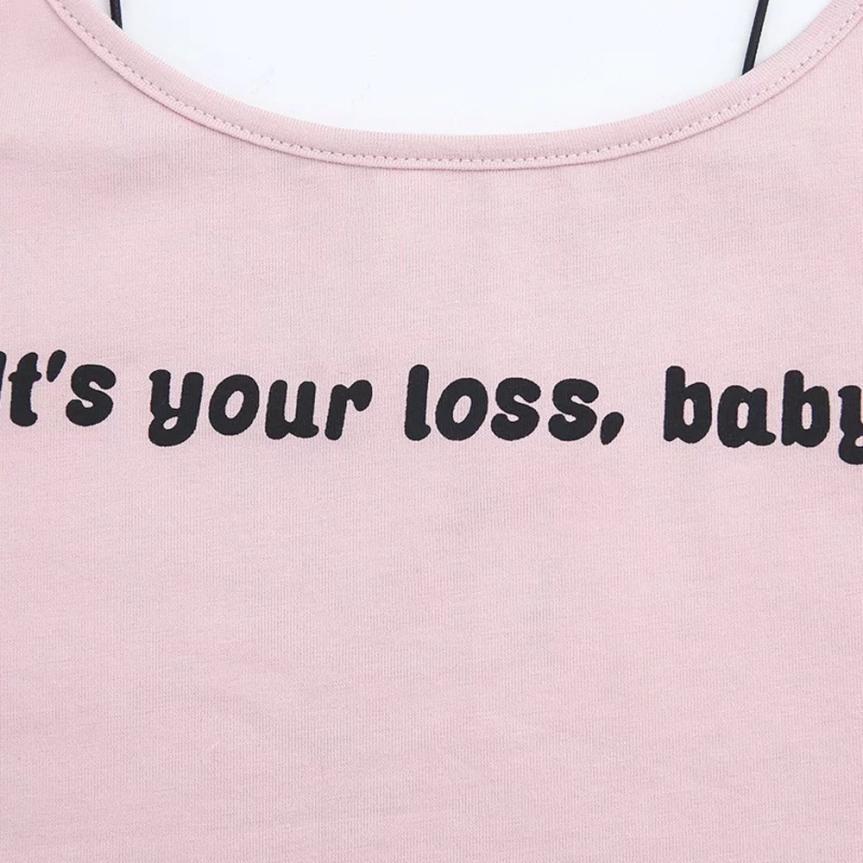 HTB1UpsnPVXXXXX6XFXXq6xXFXXXA - Cropped It's Your loss Baby PTC 51