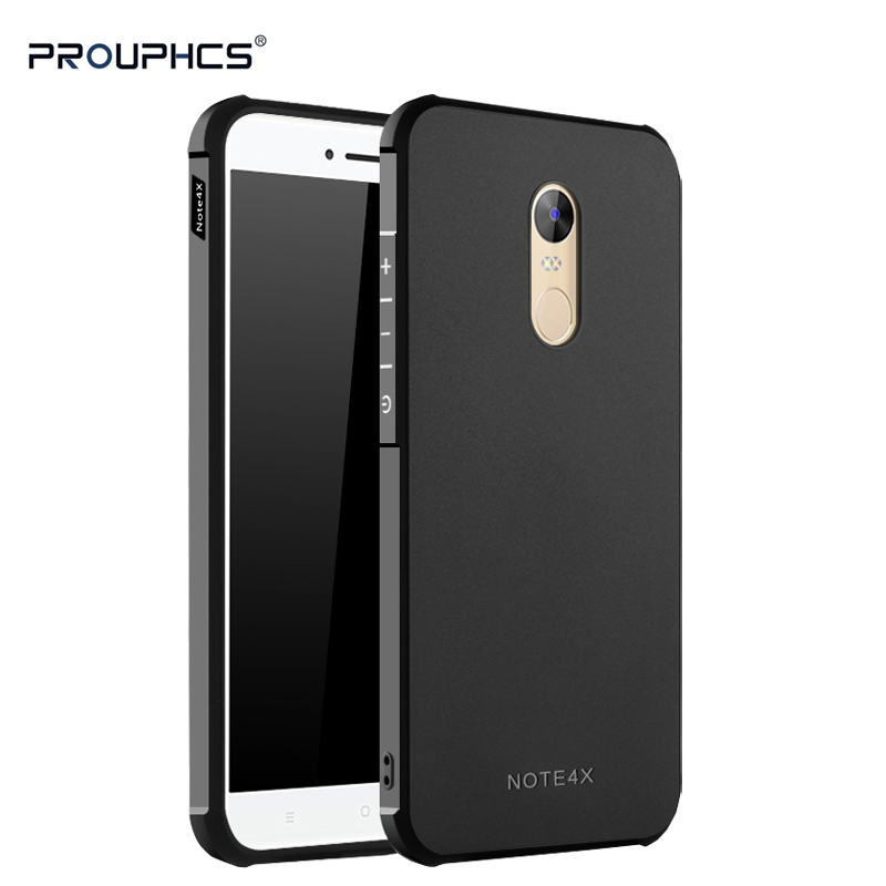 Prouphcs Für Xiaomi Redmi Hinweis 4X Fall-weicher Silikon-tpu fall für Xiaomi Redmi Hinweis 4X Vollschutz Stoßfest Handy fall