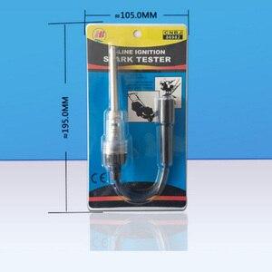 Image 5 - Auto Zündung Funken Tester Werkzeug Zündung System Spule Motor In Linie Auto Diagnostische Tests Werkzeug Zündkerze Tester