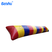 W049 Lowest Price & 0.9mm PVC Tarpaulin 10m*2m inflatable water blob/water pillow + Repair Kits  DHL Free Shipping