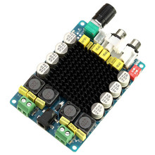 Electric Unit TDA7498 Class D 2X100W Dual Channel Audio Stereo 80W + 80W Digital Amplifier Board Module High-Power