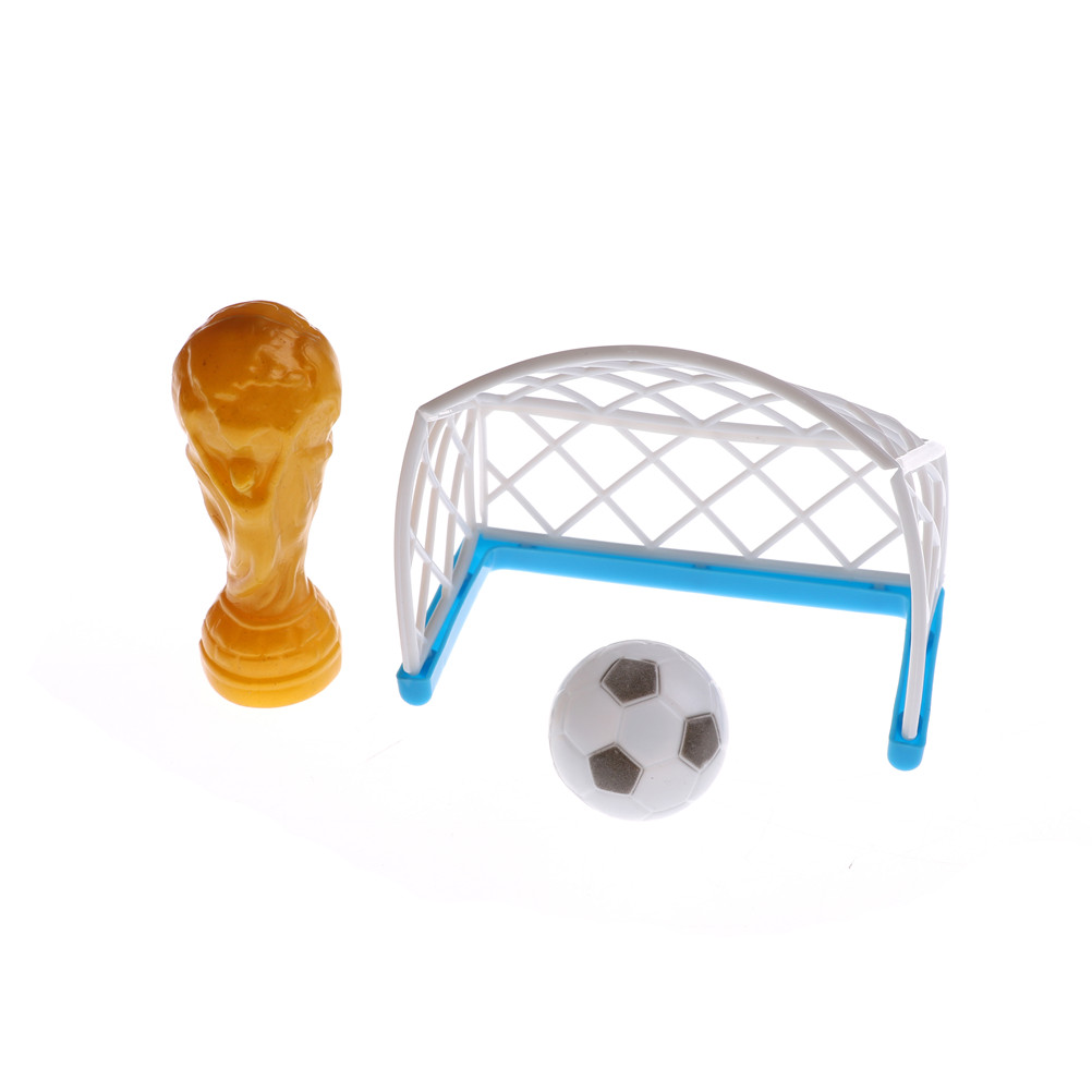1Set Art Gymnastics Football Toy Accessories for Barbie Friend Ken Doll Gift Toys Doll Accessories