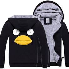 Funny GINTAMA Winter Fleece Zipper Sweatshirt  Anime Cosplay Harajuku Hoodie Men Moleton Black Mens Hoodies and Sweatshirts