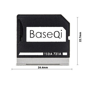 Image 2 - Original Memory Card Adapter Ninja Stealth Drive Card adaptor Aluminum MiniDrive Micro SD for Dell XPS 13 inch 731A Dropshipping
