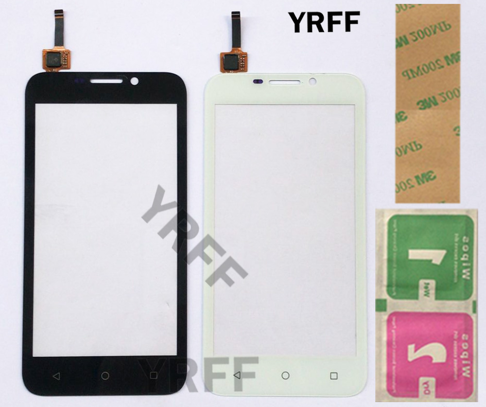 Mobile Touch Screen TouchScreen For Huawei Ascend Y5 Y541 Y5C Y541-U02 Touch Screen Panel 4.5'' Front Glass Lens Sensor Phone