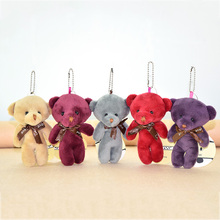 WVW Soft font b Toys b font Doll Kawaii Bear Plush font b Toy b font