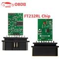 OBD2 Ferramenta De Diagnóstico VAG 409.1 KKL Cabo com FTDI FT232RL Chip Para VW/SKODA/AUDI/SEAT Diagnostic Interface USB Com Cabo