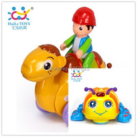 Puzzel Eletricos Insect Speelgoed met muziek/licht Baby Inercia Brinquedos para Bebe Animis Gratis Verzending 366B & 82721B