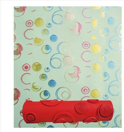 Compra rodillos texturizados online al por mayor de china - Rodillos de pintura ...