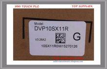 DVP10SX11R DC24V PLC 2AI 2DO 2AO Relé Original Novo