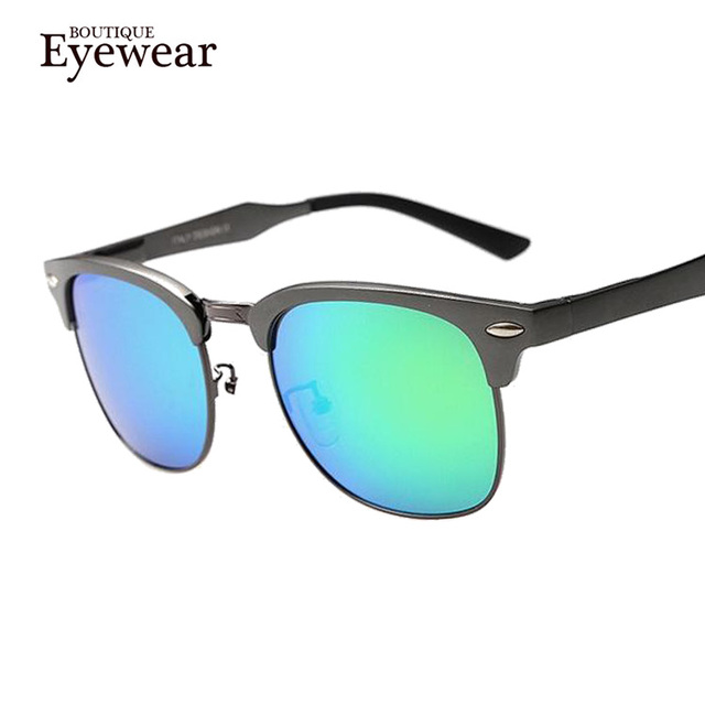 BOUTIQUE New Polaroid Sunglasses Unisex Polarized Driving aluminum magnesium Sun Glasses Mens Sunglasses Brand Designer Oculos
