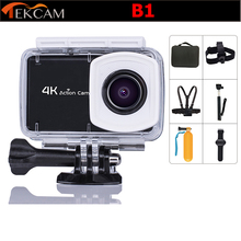 2.45′ Touch screen action camera 4K wifi Ultra HD 1080p/60fps 16MP waterproof Helmet cam sports camera
