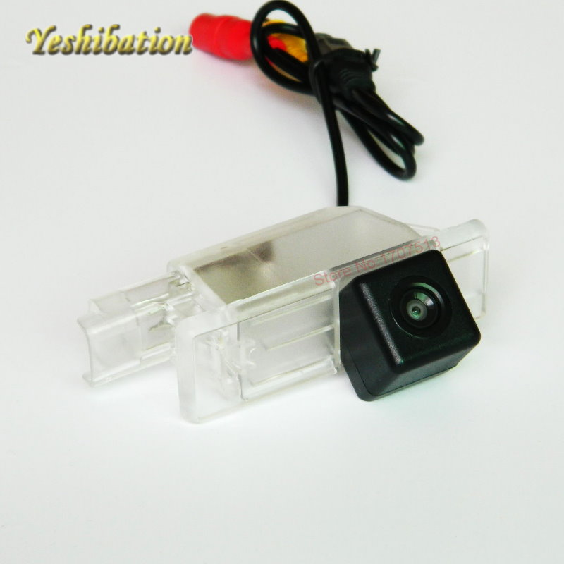 Yeshibation RCA CCD NTST or PAL / Back Up Parking Camera For Peugeot 208 301 308 508 2008 3008 2012~Present title=