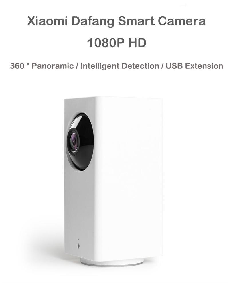20171106_160848_024  Unique Xiaomi Mijia Dafang Good IP Digicam 110 Diploma 1080p FHD Clever Safety WIFI IP Cam Evening Imaginative and prescient For Mi House App HTB1Uq