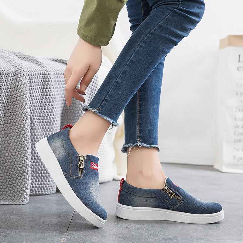 be9fa47047 Detail Feedback Questions about Women canvas shoes 2019 non slip ...