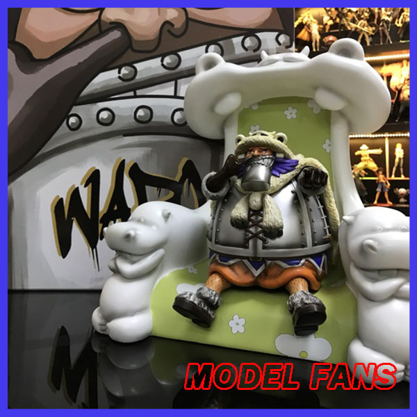 MODEL FANS IN-STOCK 33cm one piece Wapol GK resin made for Collection Handicrafts