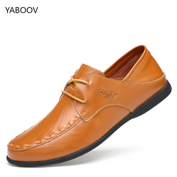 2019 High Quality Genuine Leather Shoes Office Business Dress Formal Male Shoes Luxury Shoes Breathable Oxfords Men Formal Shoes