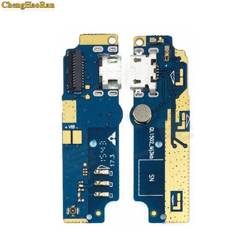ChengHaoRan 10PCS/Lot For ASUS ZenFone Max ZC550KL USB Charge Board Dock Port Plug Connector Charging Jack Flex Cable