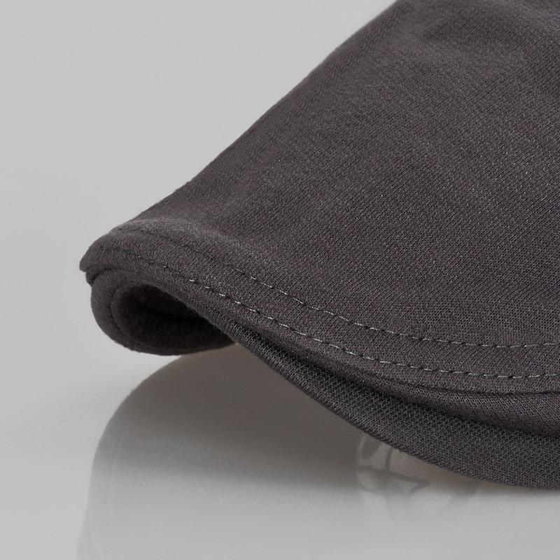 Vader cadeau mannelijke baretten Man Casual Flat piekmuts Midden - Kledingaccessoires - Foto 2
