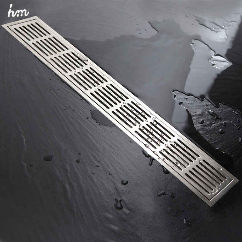 60 10cm Floor Drain Zipper Style
