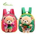 Kids Bags Children Small Schoolbags Baby Boy Girl Little Backpack Cartoon Bear Doll Backpack Cute Satchel  Free Drop Shipping
