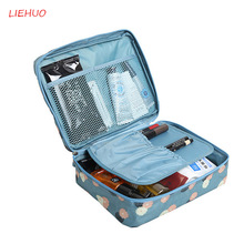 Multifunction Travel Cosmetic Bag Women Makeup Bags Cosmetic Toiletries Organizer Waterproof Female Beauty case Storage Pouch40 hot sale fashion female cosmetic bag beauty case women clear waterproof storage makeup bags travel portable clutch fashion tools