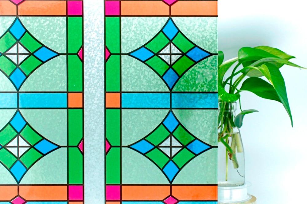 CottonColors PVC Window i papërshkueshëm nga uji Filmat Jo-zam 3D - Dekor në shtëpi - Foto 2