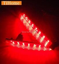 Горячий продавать!!! бесплатная Доставка СВЕТОДИОДНЫЕ Задние Бампера Отражатель Света Хвост Стоп-Сигналы Для Infiniti QX70