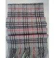 2016 Homens Cachecol de Lã 100%, Marca de moda Lenços Lenços Xadrez Inverno Quente Grosso Homem Lazer E Negócios Bufandas comprimento 180 cm
