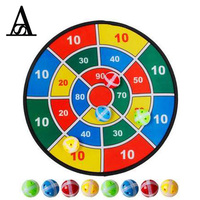 Aitesen Children Dart Board Target Ball Sticky Cloth Darling Darts Sports Indoor And Outdoor Toys Gymnastics Unisex