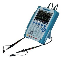 On sale Isolation oscilloscope DSO1122S 120MHz  1GSa/s Scopemeter 2M 120MHz 2 CH Isolated 5.6″ LCD Digital DMM USB