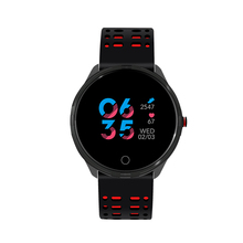 News X7 smart watch with heart rate blood pressure oxygen clock IP68 waterproof for Android & IOS smart phone sports smart watch colmi smart watch oled screen heart rate blood oxygen pressure brim ip68 waterproof activity tracker for android and ios phone