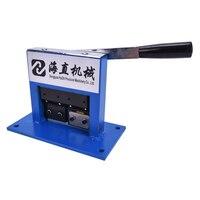 Free DHL 1PC Aluminum Tube Sealing Machine Teeth Paste Tube Sealer Aluminum Stamping Sealer With Expiration