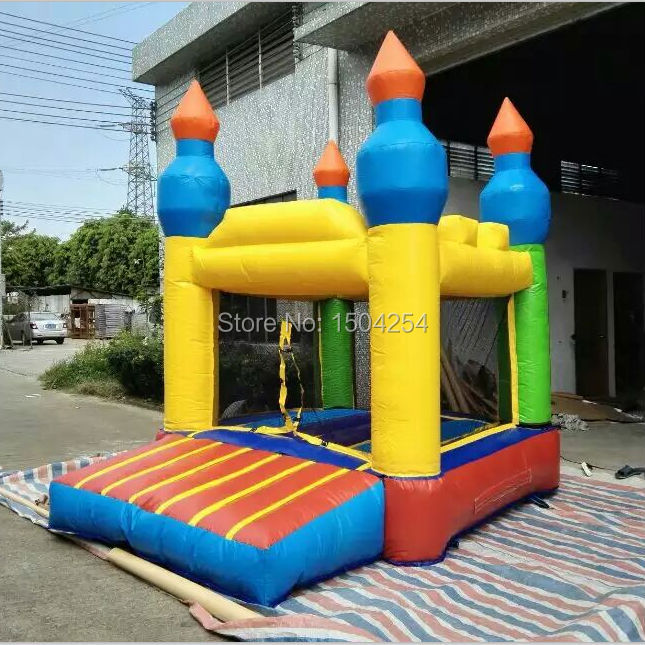 high quality  PVC tarpulin mini inflatable bouncer  wonderful for kids jun for fun inflatable toy ao058m 2m hot selling inflatable advertising helium balloon ball pvc helium balioon inflatable sphere sky balloon for sale