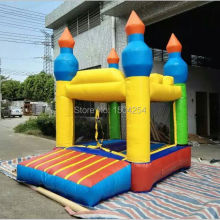 high quality  PVC tarpulin mini inflatable bouncer  wonderful for kids jun for fun inflatable toy
