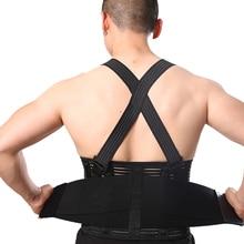 Male Pain Belt Back Corset for Men Heavy Lift Work Back